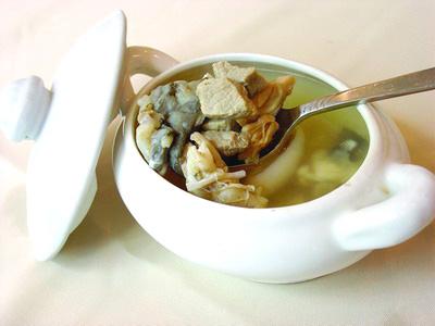 金银花水鸭汤
