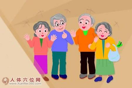 中老年人养生:日常做到十五常益处大!