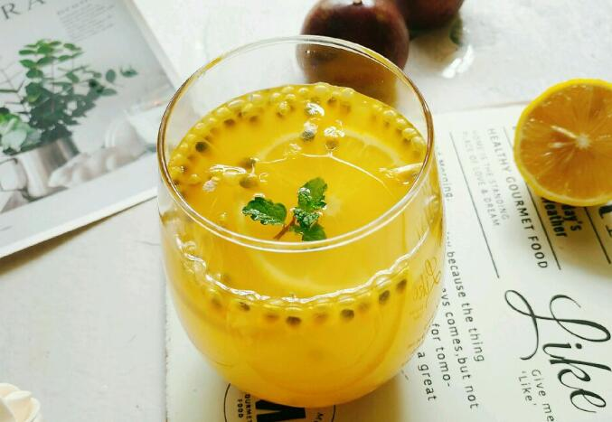 百香果蜂蜜茶何时喝最好是呢?