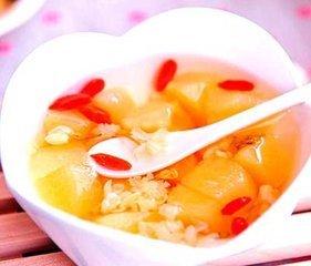 苹果排毒养颜汤