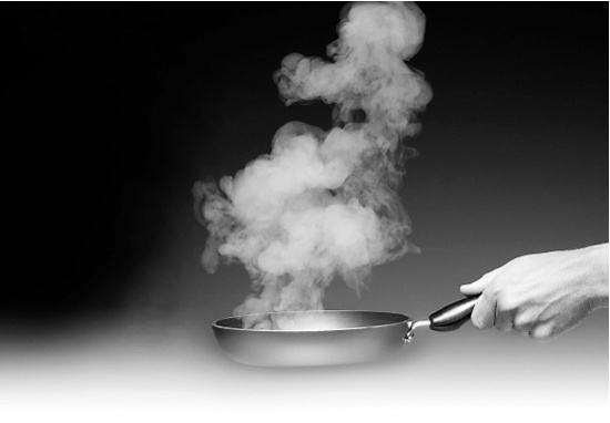 远离油烟呵护娇肤 美厨娘修炼法则