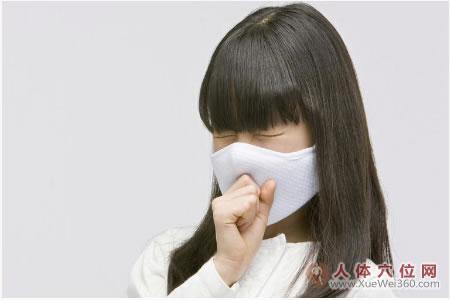 感冒后久咳不愈可拔火罐、温和灸