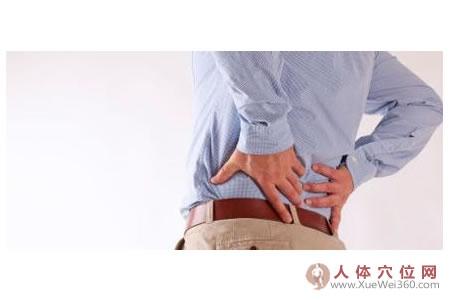 5种按摩方法调理腰腿痛