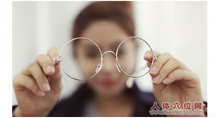 治疗近视眼立竿见影手法