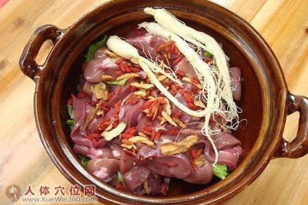中医治阳痿食疗方五则